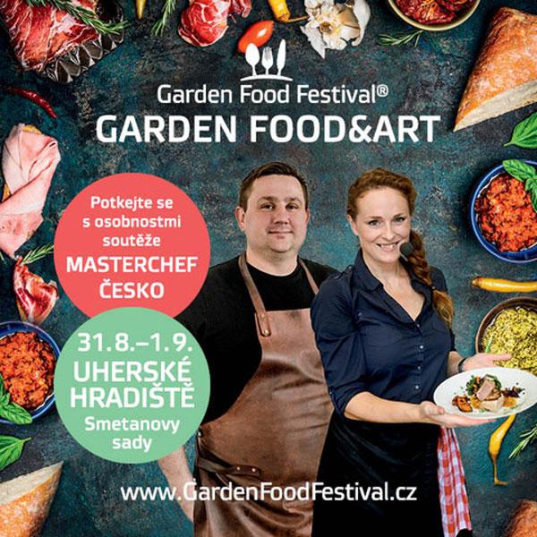 Garden Food Festival Uherské Hradiště