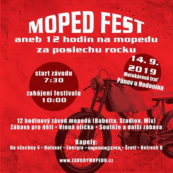 MOPED FEST