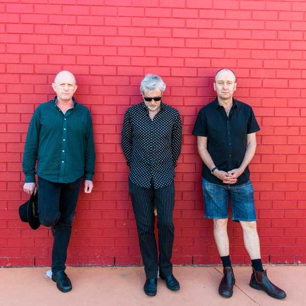 THE NECKS /Austrálie/