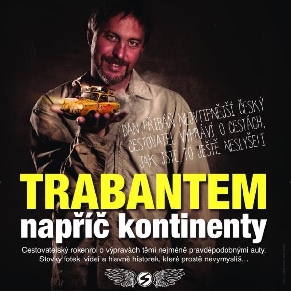 TRABANTEM NAPŘÍČ KONTINENTY, Famfest2019