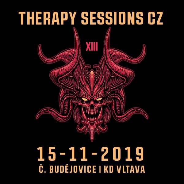 Therapy Sessions CZ - České Budějovice vol. XIII