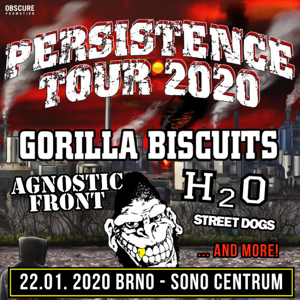 PERSISTENCE TOUR 2020