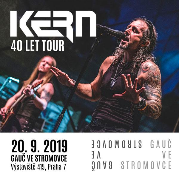 KERN – 40 let tour