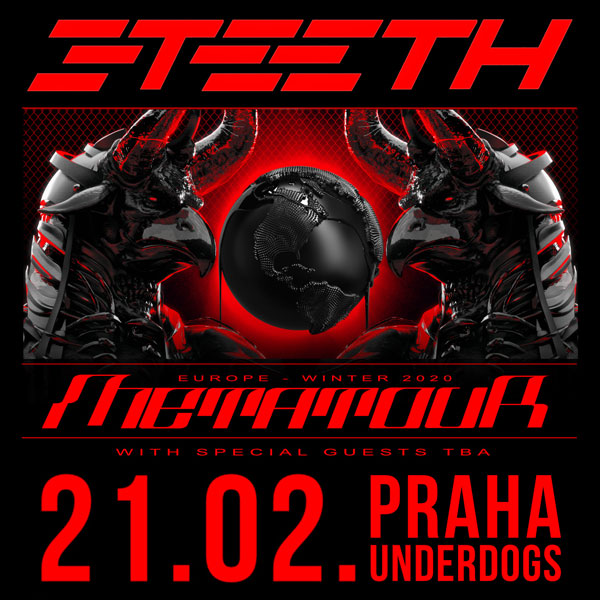 3TEETH (USA) + support