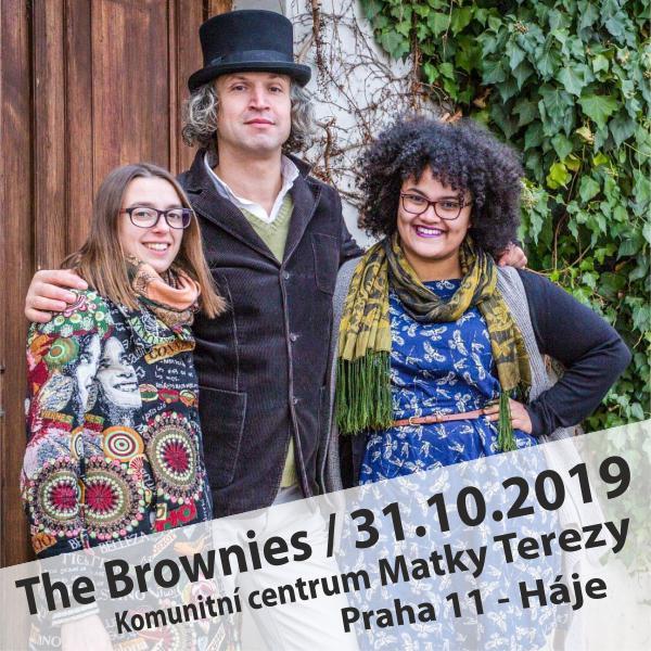 THE BROWNIES - Nevšední večer s originální kapelou