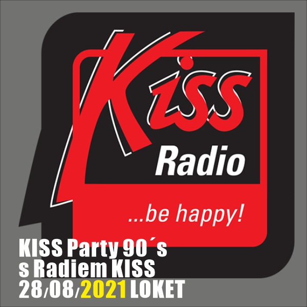 KISS Party 90´s s Radiem KISS