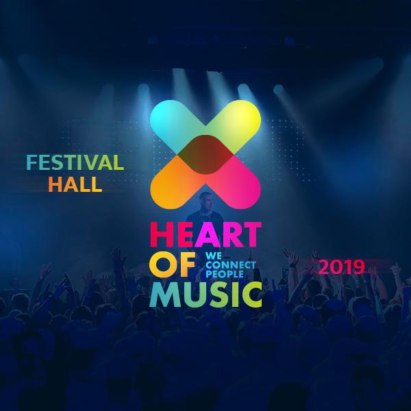 HEART OF MUSIC – FESTIVAL HALL