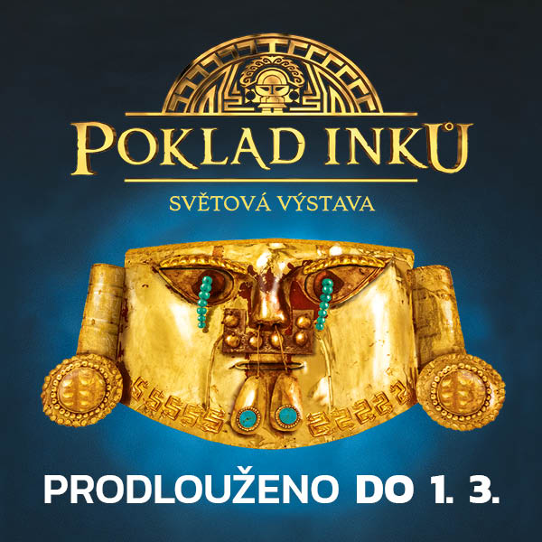 POKLAD INKŮ výstava Brno
