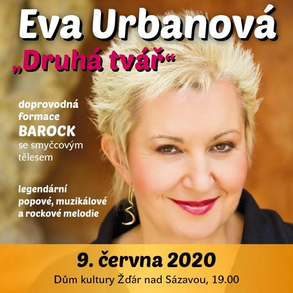 EVA URBANOVÁ - Druhá tvář