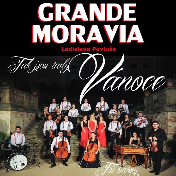 GRANDE MORAVIA Ladislava Pavluše – Vánoční koncert