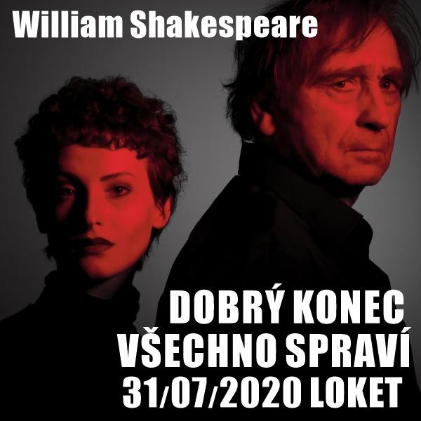 DOBRÝ KONEC VŠECHNO SPRAVÍ, William Shakespeare