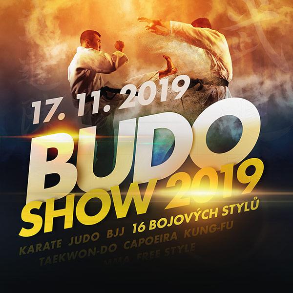 BUDOSHOW - největší přehlídka bojových umění v ČR