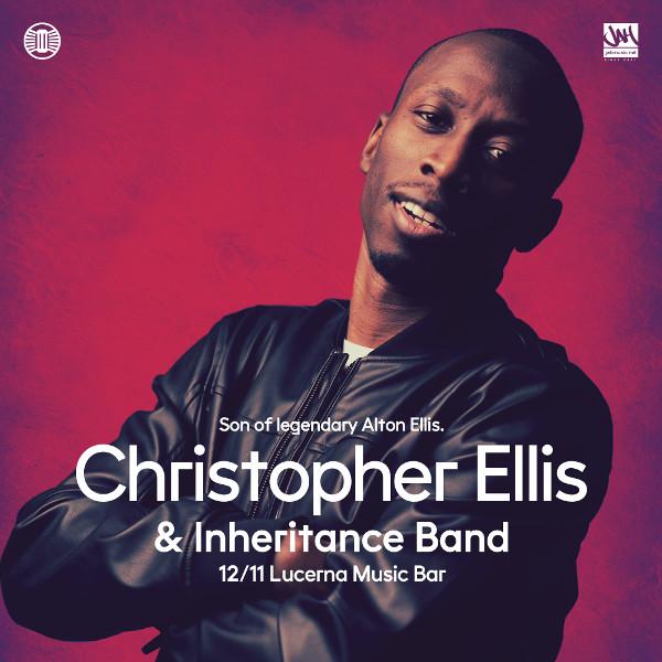 Christopher Ellis / JA