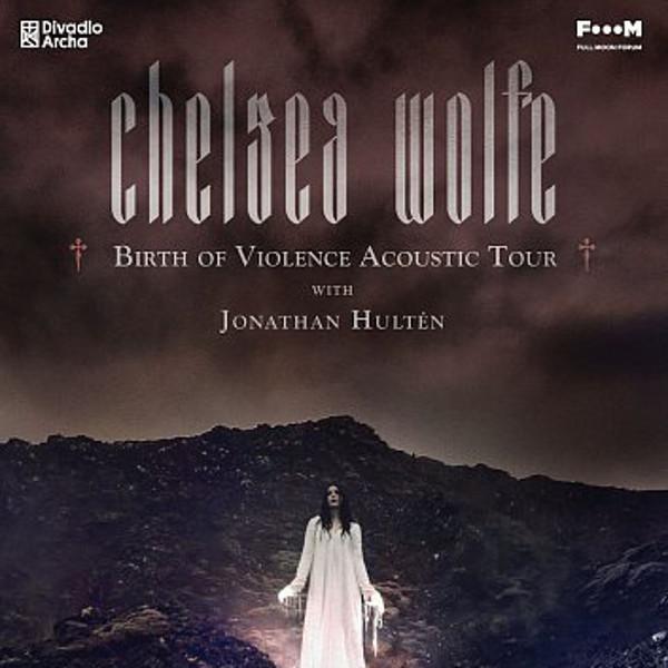 CHELSEA WOLFE + Jonathan Hultén