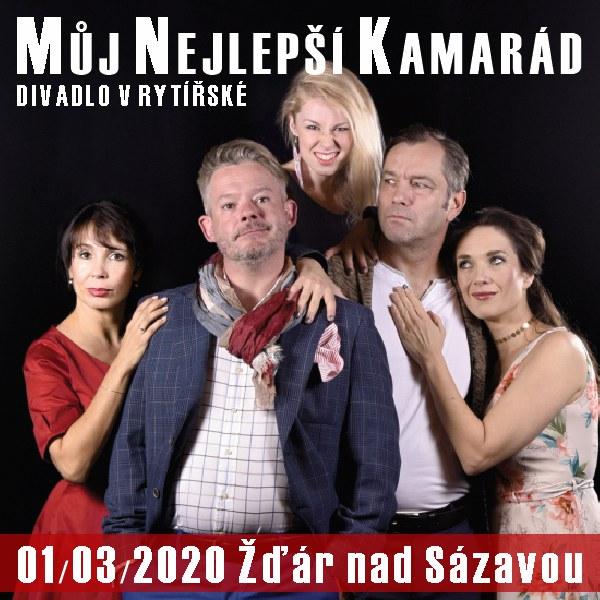 MŮJ NEJLEPŠÍ KAMARÁD / Divadlo v Rytířské
