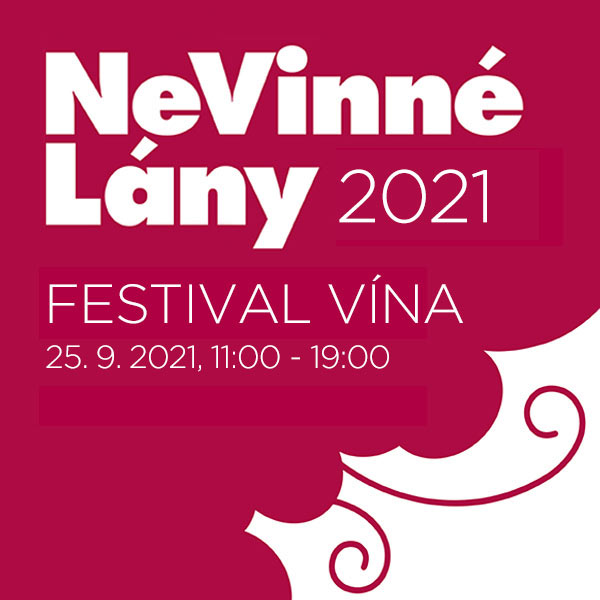 Festival vína (Ne)vinné Lány 2021