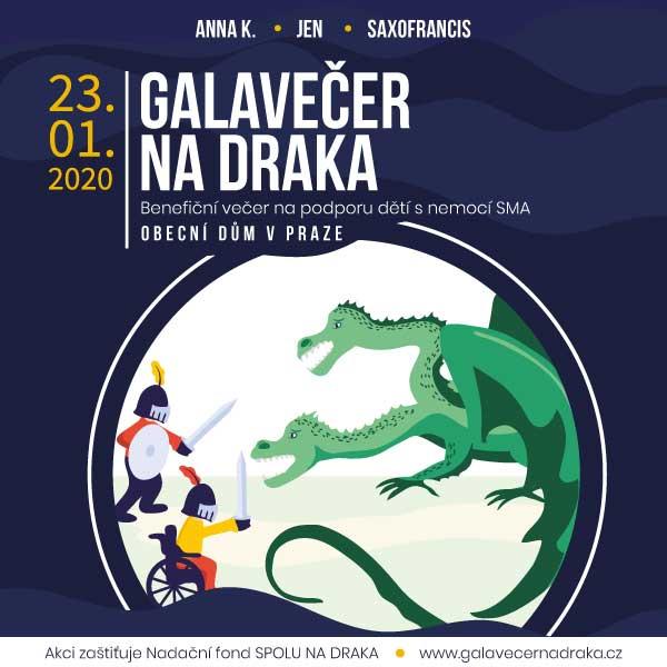 Galavečer na Draka 2020