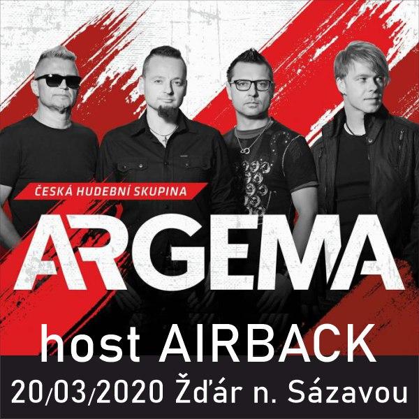 ARGEMA, host Airback