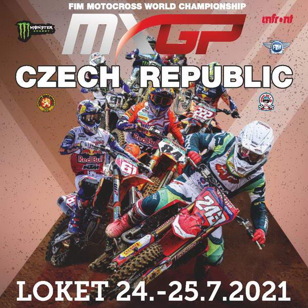 Mistrovství světa v motokrosu MXGP 2021