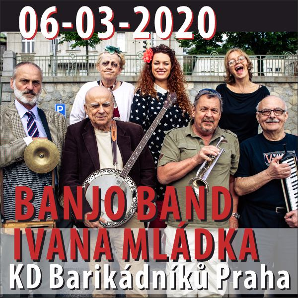 BANJO BAND IVANA MLÁDKA na Barče