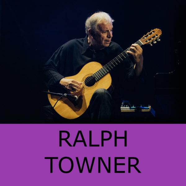 RALPH TOWNER (Spojené státy)