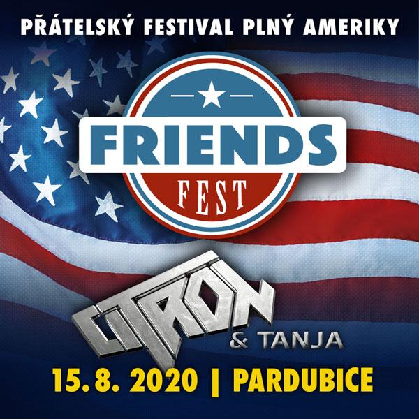 FRIENDS FEST 2020