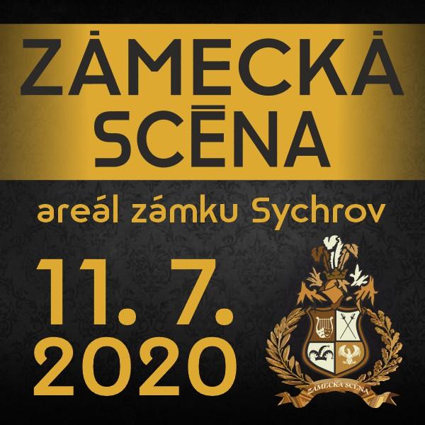 ZÁMECKÁ SCÉNA - Sychrov