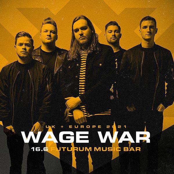 Wage War / US