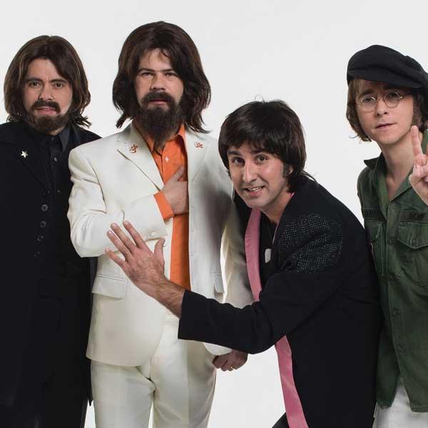 THE BACKWARDS - World Beatles Show