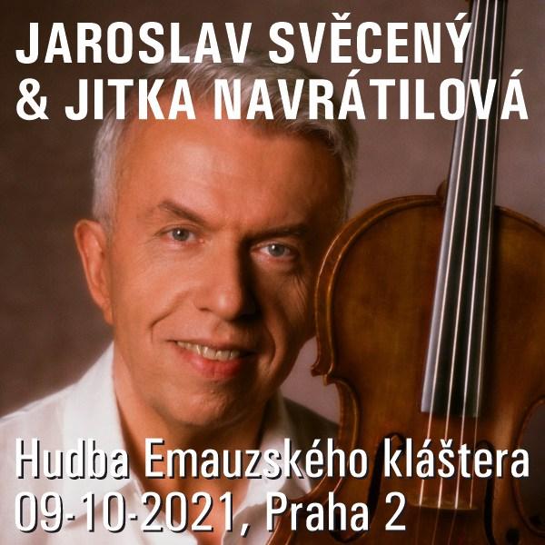 JAROSLAV SVĚCENÝ & JITKA NAVRÁTILOVÁ, Emauzy