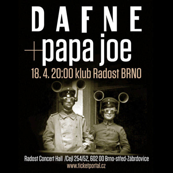 Dafne a PapaJoe