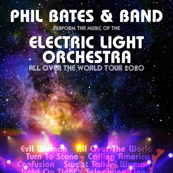 ELECTRIC LIGHT ORCHESTRA & Phil Bates band