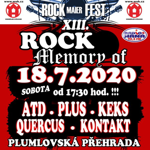ROCK MEMORY XIII.