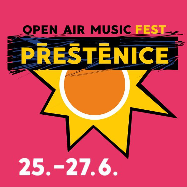 OPEN AIR MUSIC FEST PŘEŠTĚNICE 2020