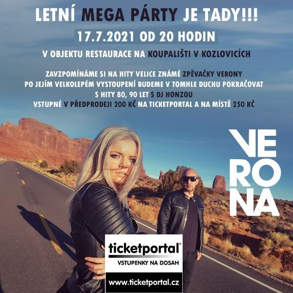 VERONA a DJ Honza Olomouc