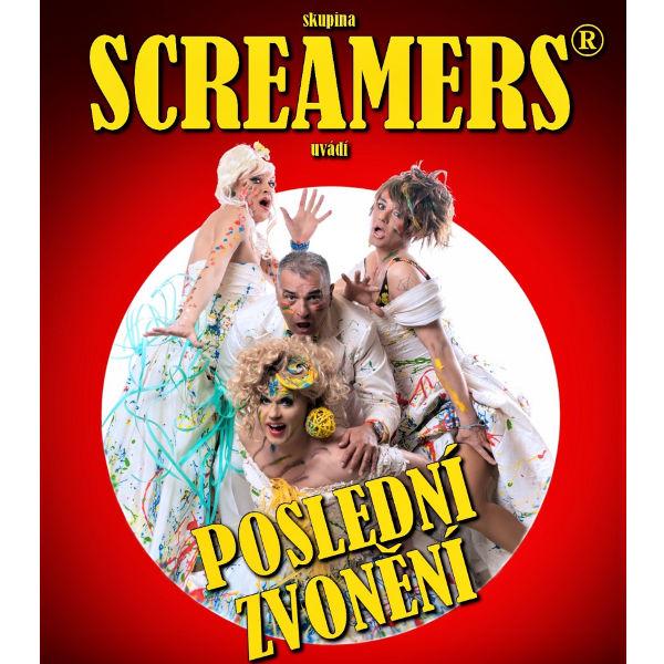 """Screamers """"Poslední zvonění"""""""