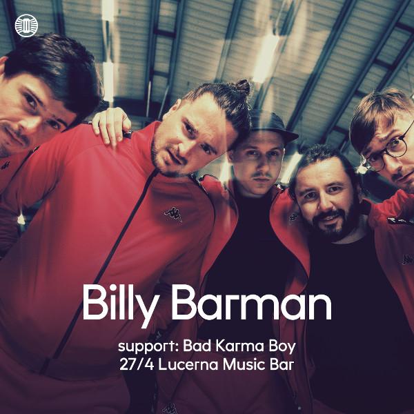 Billy Barman / SK