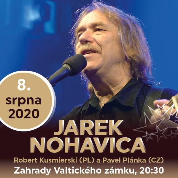 JAREK NOHAVICA, Valtice