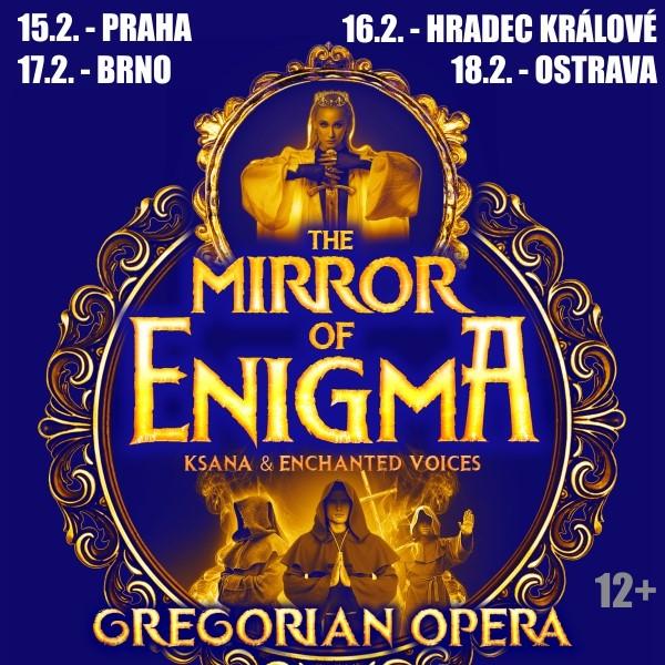 GREGORIAN OPERA - THE MIRROR OF ENIGMA