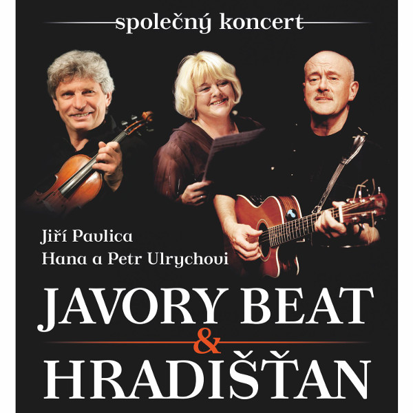 Hradišťan + Javory – společný koncert
