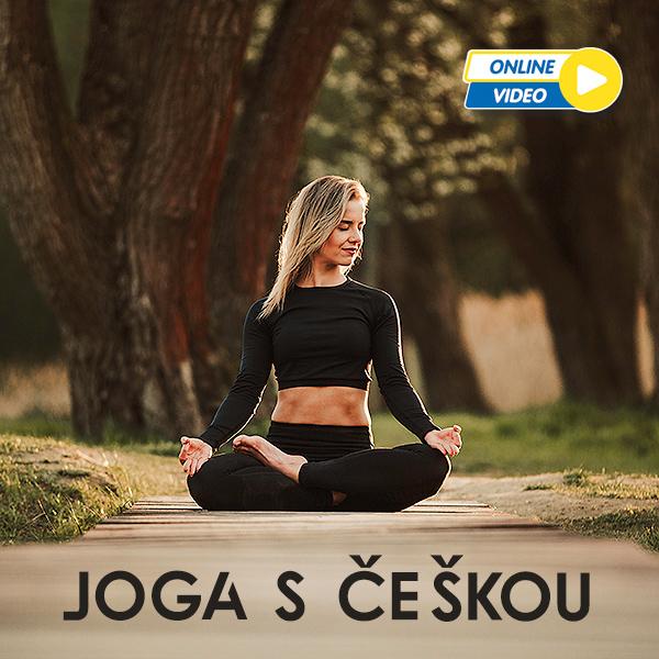 Jóga s Češkou