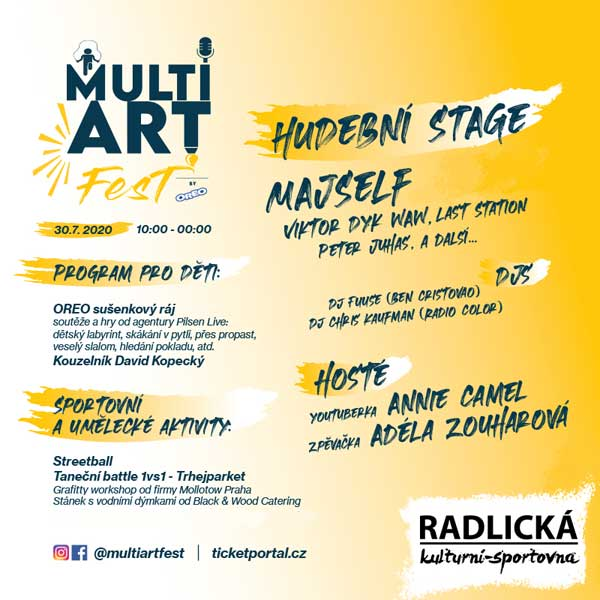 MULTI ART FEST 2020