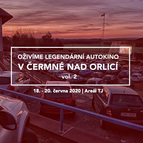 OŽIVÍME LEGENDÁRNÍ AUTOKINO V ČERMNÉ vol. 2