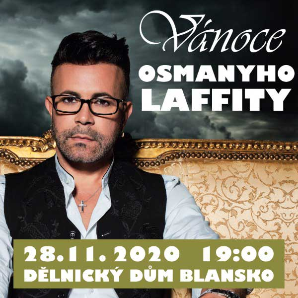 Talkshow VÁNOCE OSMANYHO LAFFITY