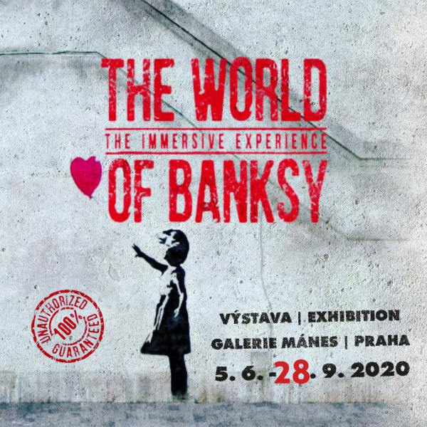 THE WORLD OF BANKSY - VIP OPEN