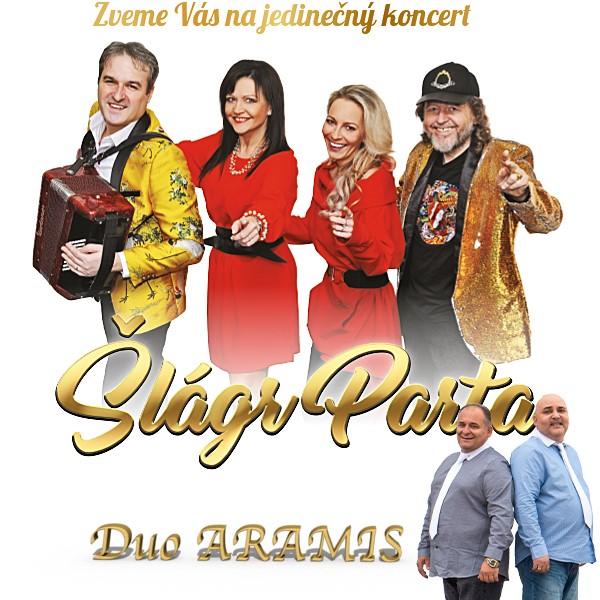 ŠLÁGR PARTA a Duo ARAMIS - OTROKOVICE