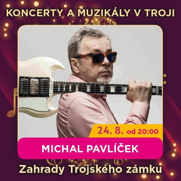 MICHAL PAVLÍČEK A TRIO / host BÁRA BASIKOVÁ