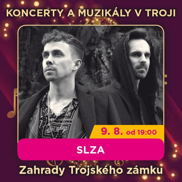 SLZA - Akustický víkend - Praha