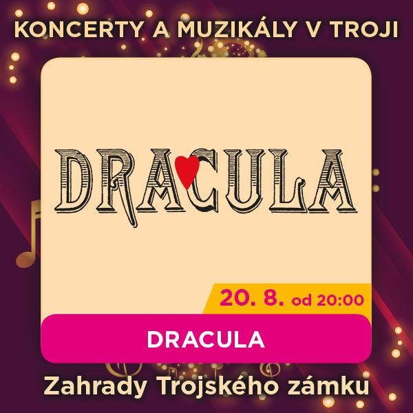 DRACULA, koncertní verze muzikálu