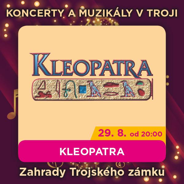 KLEOPATRA, koncertní verze muzikálu